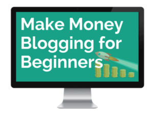 Make Money Blogging For Beginners Course