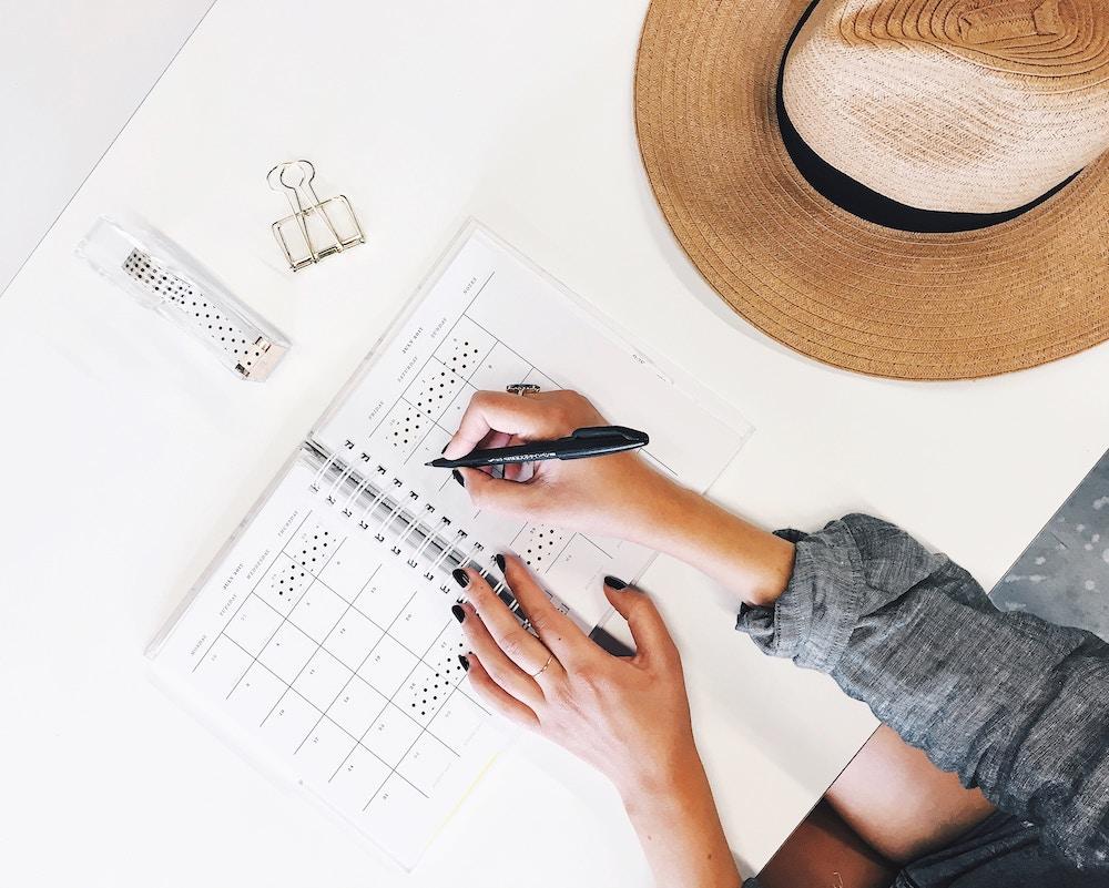 Strategies to accomplish goals