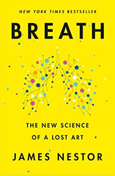 Breath By James Nestor | Personal Development Books