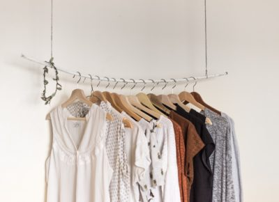 Minimalism, Money, and My Clothes