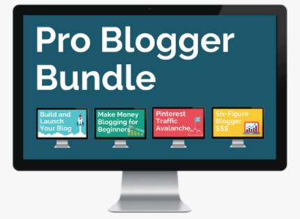 Pro Blogger Bundle