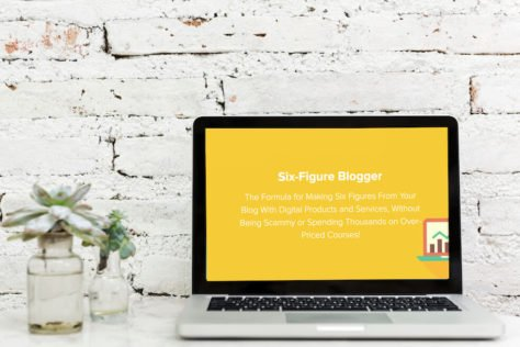 Six Figure Blogger Review