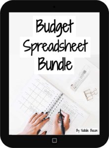 Budget Spreadsheet Bundle