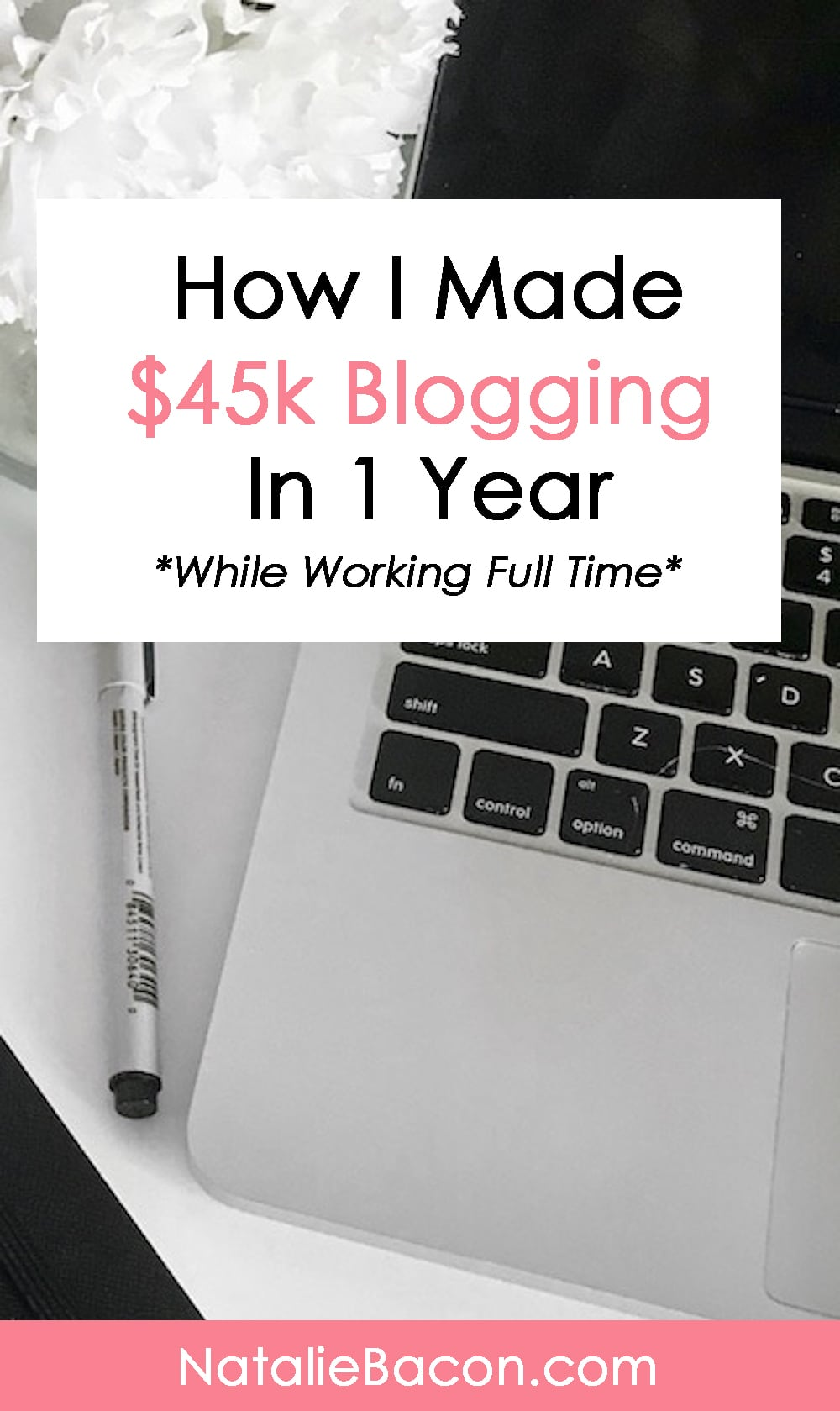 How I Made $45K Blogging  In 1 Year  While Working Full Time