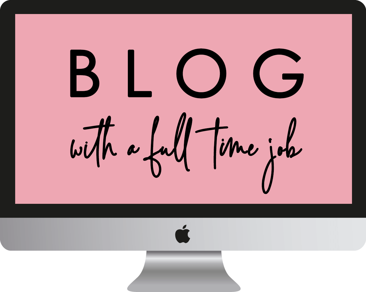 Blog With A Full Time Job