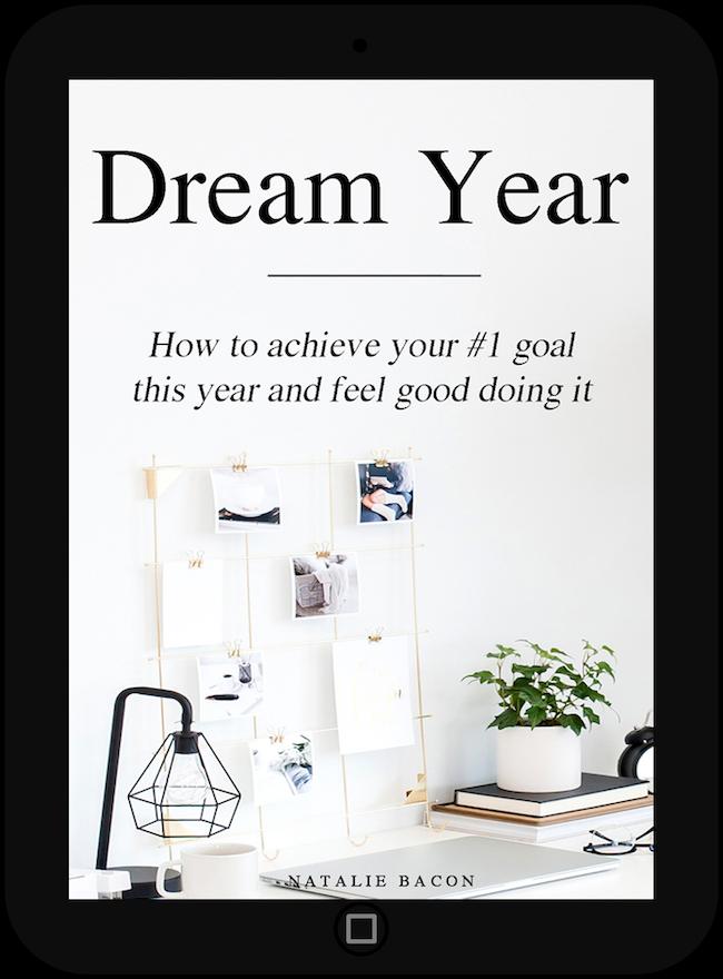 Dream Year Cover iPad